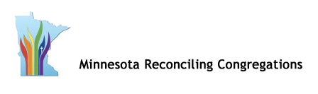 Minnesota Reconciling Congregations of the United Methodist Church Retina Logo